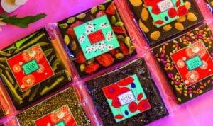 Petit Noirs at Arrowhead Chocolates