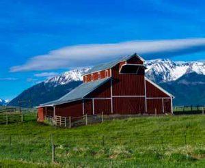 Wallowa County Barn