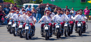 Motorcycle Formation