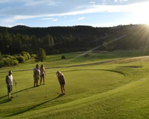 Silvies Family Ranch Golf Course