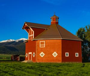 Barn on Wallowa Barn Tour