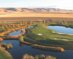 Eastern Oregon Golf Course