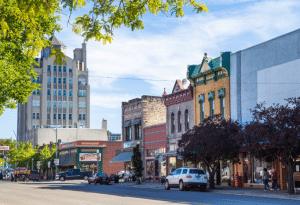 Downtown Baker City