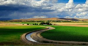 Farmland near Ontario