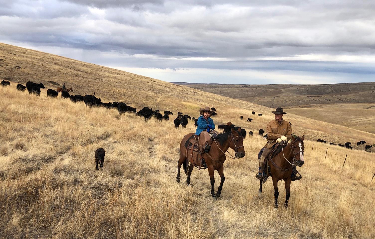 Sherman County Ranchers