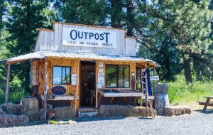 Oupost Farm Stand