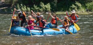 Rafting the Grande Ronde River