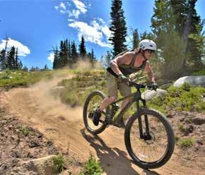 Mountain Biking in Baker County