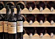 Copper Belt wines in Baker City