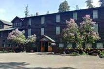 The Wallowa Lake Lodge