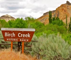 Birch Creek Ranch in Malheur County