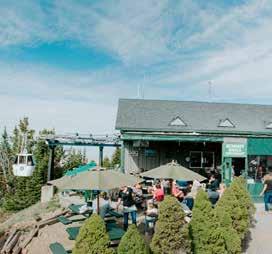 The Summit Grill at Wallowa Lake