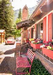 Wallowa Lake Alpine Village