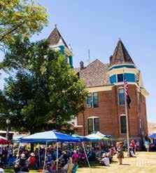 Wheeler County Bluegrass Festival