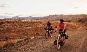 The Painted Hills Scenic Bikeway