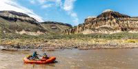 Rafting in Eastern Oregon